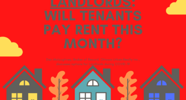Landlords will tenants pay rent April 1 2020