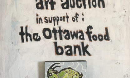 Griffin_Goat_Art_Auction_for_Ottawa_Food_Bank