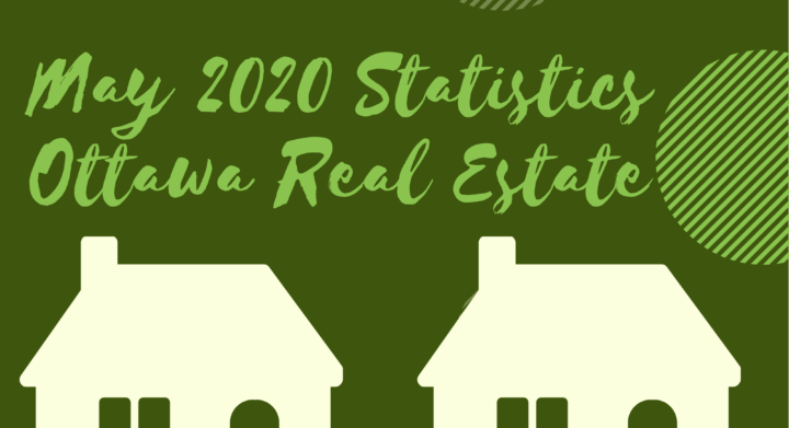 May 2020 Ottawa Real Estate Stats