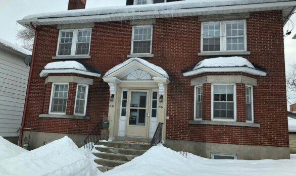 Large 2 Bedroom for Rent in Old Ottawa South -- RENTED