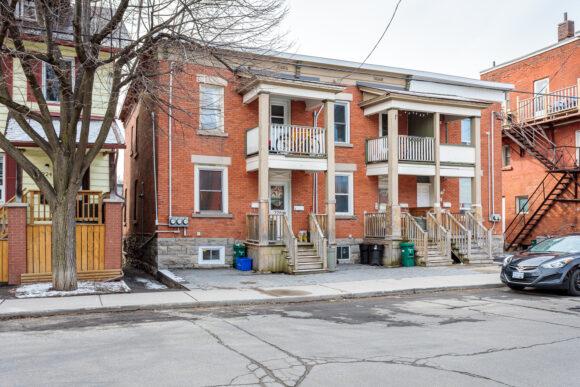 Centretown Multifamily - 3 Door Row